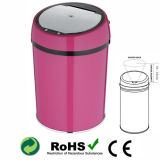 Stainless Steel Sensor Dustbin (136201035-037)