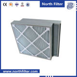 Pleated G4 Cardboard Air Filters for Central Air Conditioning Systems