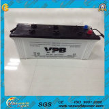 JIS 12V80ah Dry Charged Car Battery with RoHS CE