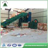 Automatic Horizontal Conveyor Hydraulic Waste Scrap Packing Machine Baler