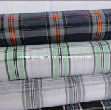 Yarn Dyed Cotton Woven Dobby Plaid Fabric (LZ5990)