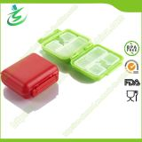 Mini Bag Shape Pill Box with 8-Case, Square Pill Box