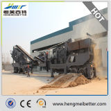Waste Recycling Mobile Impact Crusher Station (HM0938F1210)