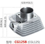 Motorcycle Accessory Motorcycle Cylinder for Cg125b/Cgl125