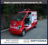 Electric Small Fire Partol Fighting Car