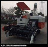 88HP Kubota Type Rice Harvester Machine for Selling in Good Price