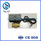 2-Way on/off Motorized Valve for Fan Coil (BS-838)