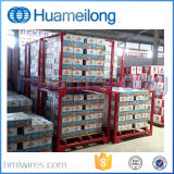 Heavy Duty Warehouse Storage Metal Pallet Stacking Rack