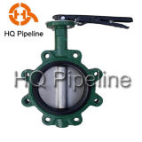 Wafer Type Butterfly Valve / Butterfly Valve