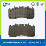 Stable Performance Truck Brake Pads Casting Backing Plate