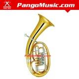 Bb Tone 4 Rotary Keys Euphonium (Pango PMEP-1600)