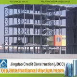 Prefab Design Steel High Rise Storage