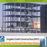 Prefab Design Steel High Rise Storage