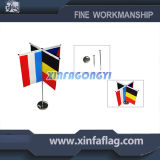 Decorative Flag Banner, Display Meeting Flag Stands