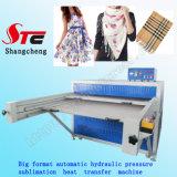 Hydraulic Pressure Sublimation Heat Transfer Machine110*160cm Automatic Oil Hydraulic Pressure T Shirt Heat Printing Machine Stc-Z01