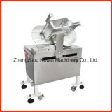 Frequency Conversion Speed Regulation Vertical Full Automatic Meat Slicer