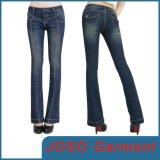 Fashion Women Bootcut Denim Jeans (JC1112)