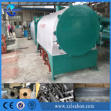 Liquid Tar Collection Air Flow Furnace Charcoal Carbonization Kiln