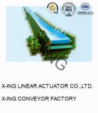 Hc Dt75-B500 Series Flat Rubber Belt Conveyor
