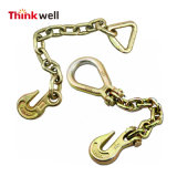 Alloy Steel Tow Transport Binder Chain with Pear Link