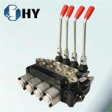 Spool valve set hydraulic Joystick valve Rexroth proportional 4 wrke