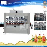 Automatic 5L / 10L / 20L Oil Bottling Equipment Machine