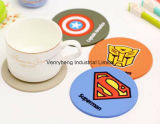 Customize Silicone Rubber Drink Coasters Cup Coaster Bar Accessories