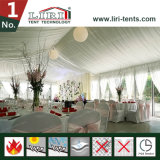 Luxury Wedding Canopy with Roof Lining and Curtains for Outdoor Weddings and Parties