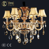 Luxury Modern Crystal Chandelier for Indoor (AQ20033-6)