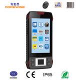 High Qualtiy Andriod 6.0 Inch Touch Screen Biometric Fingerprint Sensor