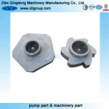 CD4mcun Closed Water Submersible Pump Casting Impeller