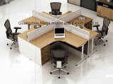 Modern Office Workstation Furniture Free Design in Guangzhou (FOH-JT1A)