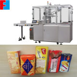 Automatic Letter Form Biscuit Packing Machine