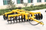 Once-Over Tillage Machine Cultivated Land Is a Good Helper