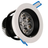 3W/5W/7W/9W LED Downlight for Interior/Commercial Lighting (LAA)