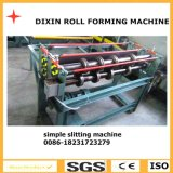 Dx Color Steel and Galvanized Metal Slitter