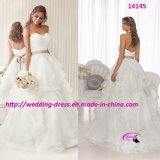 Opulent Charming Embodiment Wedding Bridal Dresses