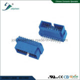 USB3.0 a/M 20p IDC Right Angle Type