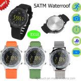 50meters Waterproof Smart Bracelet with Long Standby