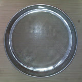 Soil Sieve Available in Diameter Sizes of 200mm and 300mm