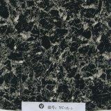 Yingcai 1m Width Black Splash Marble Sublimation Transfer Film