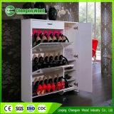 3 Tiers Storage Shoe Cabinet with Drawer