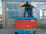 Aerial Working Hydraulic Mobile Lift/Electric Mobile Scissor Lift