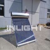 Pressre Solar Energy Water Heater with Coil