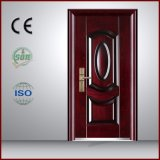 Chinese Factory Modern Design Mother and Son Anti Theft Steel Door on Sale