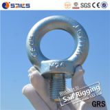 High Strength Carbon Steel Drop-Forged Galvanized Lifting Eye Bolt DIN580