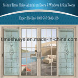Aluminium Door Manufacturer with Good Quality and TUV on-Site Audit