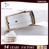 Italian Imported Cowhide Leather Metal Buckle Men Dress Belt