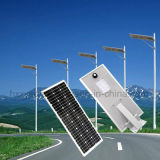 15W Waterproof IP65 Integrated Outdoor Light All in One Solar Street Light