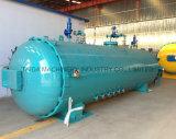 Siemenz PLC Rubber Lining Roller Vulcanization Vulcanizer Vulcanizing High Pressure Autoclave Chamber